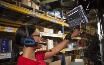 Flexibility for Forklift Operators